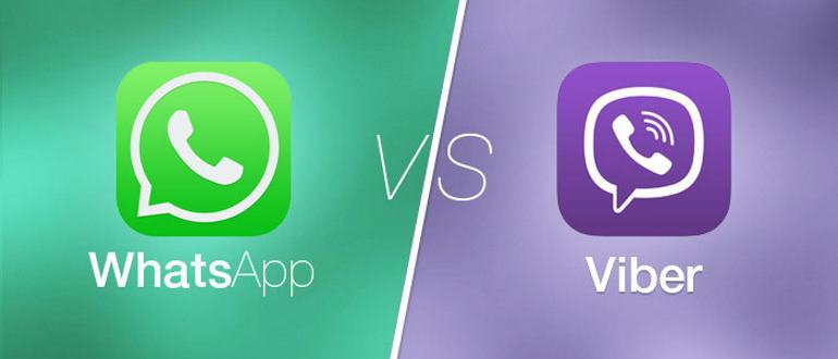 Viber или WhatsApp